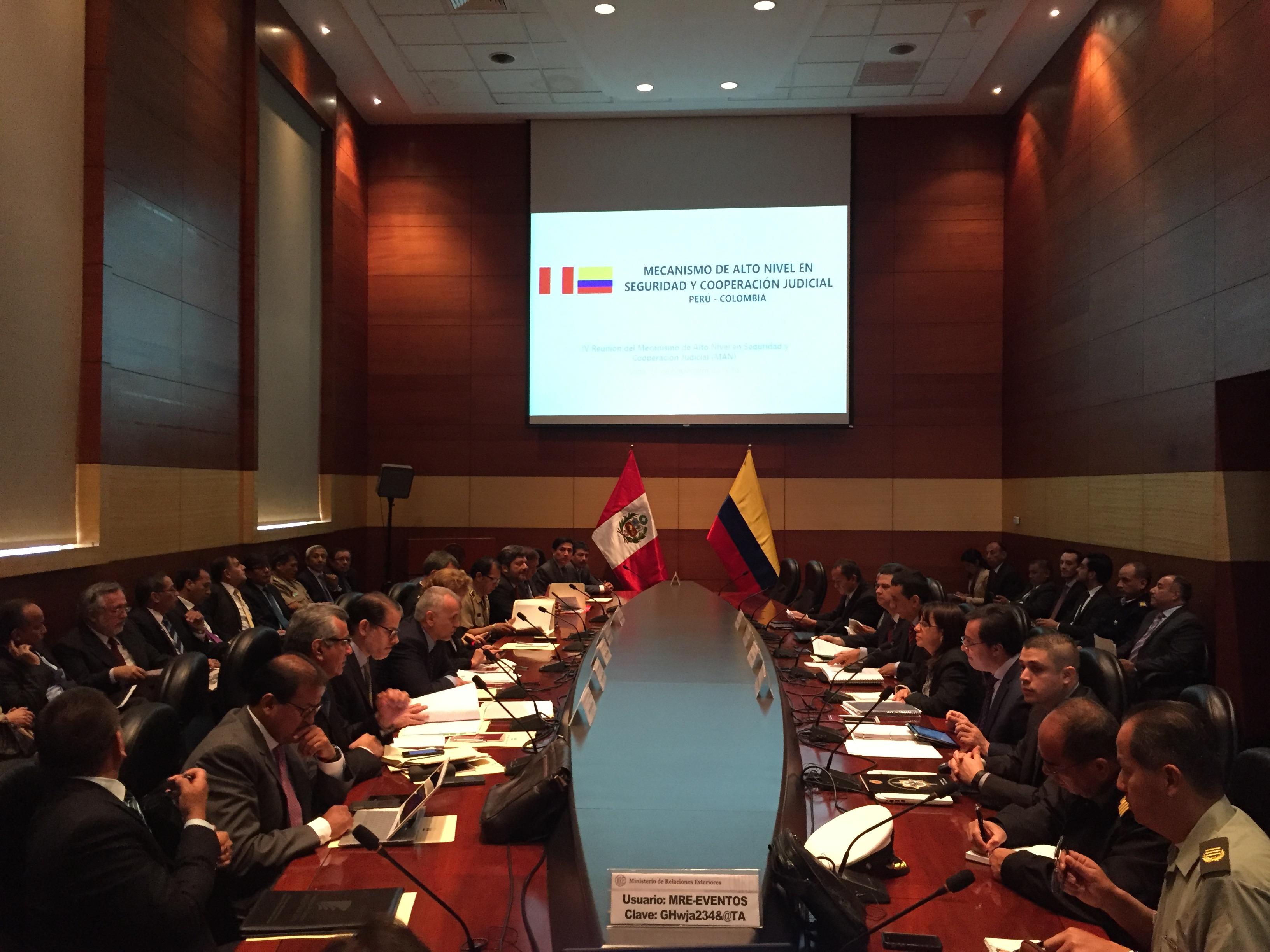 Embajada De Colombia En Per